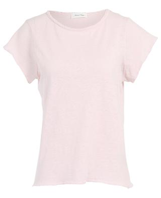 Sonoma cotton short-sleeved top AMERICAN VINTAGE