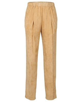 My Pants Duna straight-fit corduroy trousers FORTE FORTE