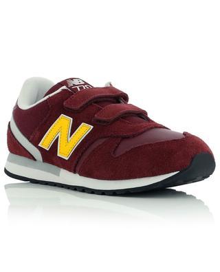 Sneakers mit Klettverschluss aus Stoff, Wildleder und Leder NB770 NEW BALANCE
