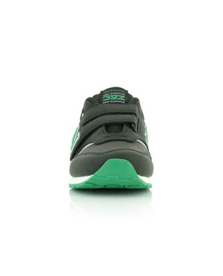 Sneakers aus Leder und Wildleder mit Klettverschluss 993 NEW BALANCE