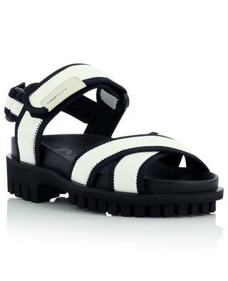 Sandales esprit randonnée en néoprène GANNI