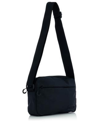 Sac porté épaule en nylon recyclé noir GANNI