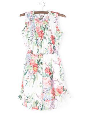 Bellitude Flip sleeveless floral cototn dress ZIMMERMANN