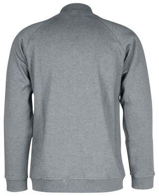 Sweat-shirt zippé en coton compact Armand A.P.C.