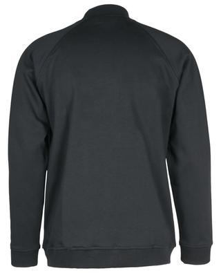 Armand compact cotton sweat jacket A.P.C.