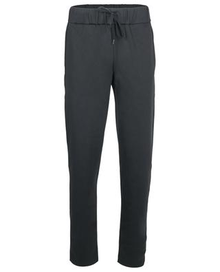 Martin compact cotton track trousers A.P.C.