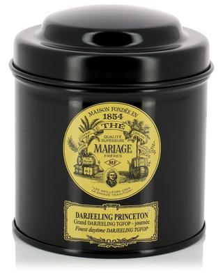 Darjeeling Princeton black tea MARIAGE FRERES