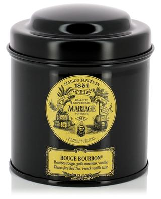 Thé rooibos Rouge Bourbon MARIAGE FRERES