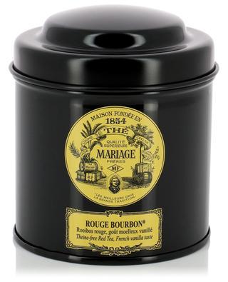 Rouge Bourbon rooibos tea MARIAGE FRERES