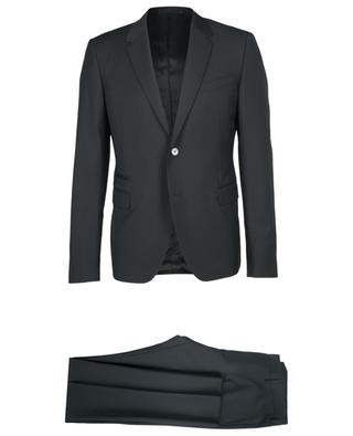 Slim fit wool and mohair suit VALENTINO
