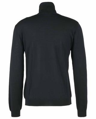 VLTN Patch fine knit turtleneck jumper VALENTINO