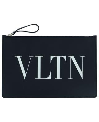 VLTN leather pouch VALENTINO