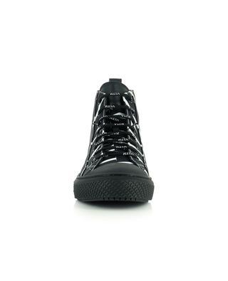 Hohe Sneakers aus Segeltuch mit Logo-Print VLTN TIMES Giggies VALENTINO