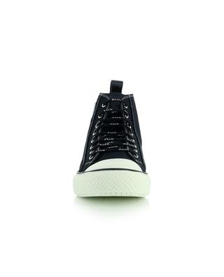 Giggies high-top nylon lace-up sneakers VALENTINO