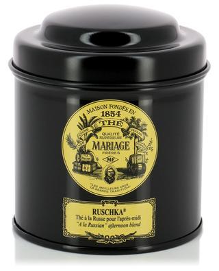 Ruschka black tea MARIAGE FRERES