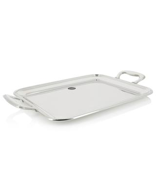 Stainless steel tray ALESSI