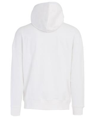 Sweat-shirt à capuche en coton imprimé BALLY