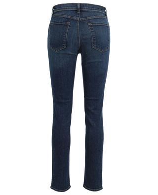 Verkürzte Slim-Fit-Jeans mit hoher Taille Ruby J BRAND