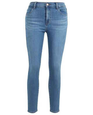 Alana high-rise cropped skinny fit jeans J BRAND