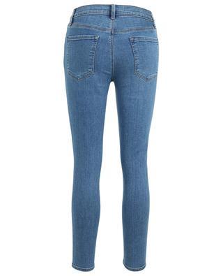 Verkürzte Skinny-Fit-Jeans mit hoher Taille Alana J BRAND