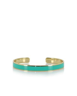 Bangle brass and enamel bangle BANGLE UP