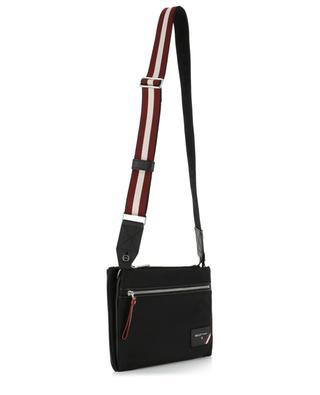 Messenger-Tasche aus Nylon und Leder Fharvey BALLY