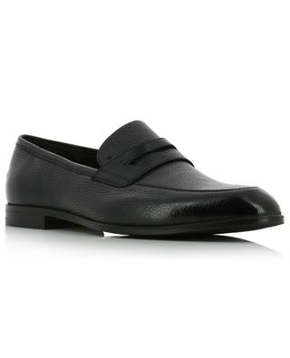 Webb deer leather loafers BALLY