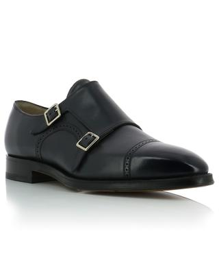 Scardino monk-strap leather derby shoes BALLY