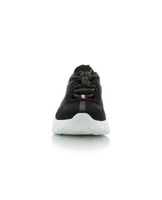 Sneakers aus Nubukleder und Mesh Brody BALLY
