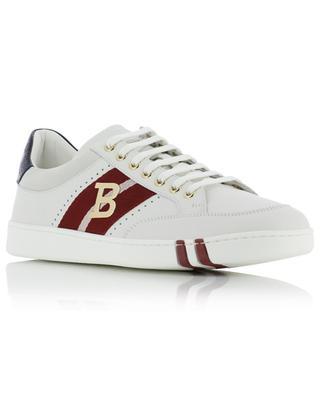 Flache Sneakers aus Leder Wilsy BALLY