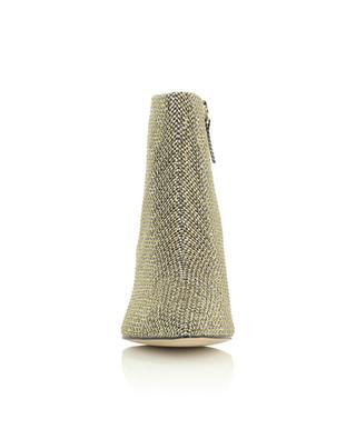 Stiefeletten mit Absatz aus Hahnentritt-Muster mit Kristallen Burlington KURT GEIGER LONDON