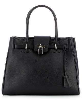 Handtasche aus genarbtem Leder Vendôme BERTHILLE MAISON FRANCAISE