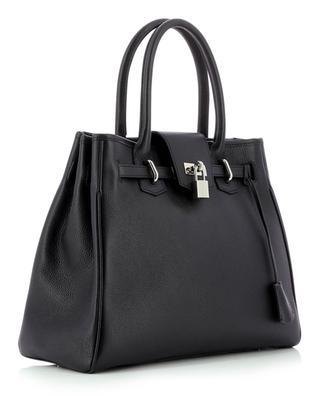 Vendôme grained leather handbag BERTHILLE MAISON FRANCAISE