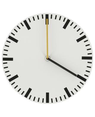 Horloge murale en aluminium Analog HAY