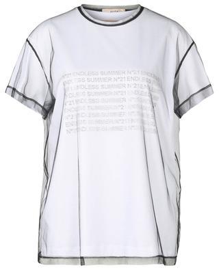 Ensemble de T-shirts en coton et tulle Endless Summer N°21