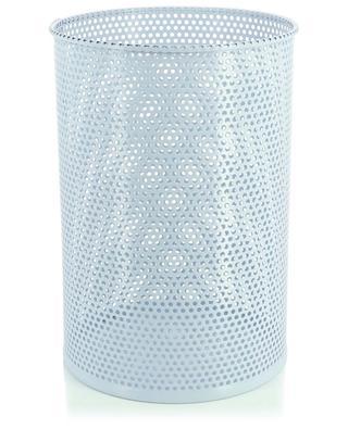 Lavendelfarbener perforierter Behälter aus Eisen HAY