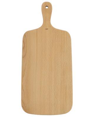 Grande planche à découper en bois de hêtre Plank HAY