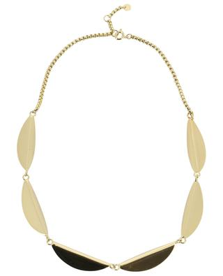 Calisson golden brass necklace BANGLE UP