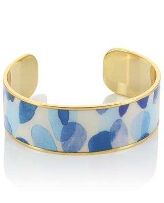 Eden golden brass cuff BANGLE UP