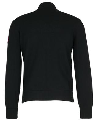 Jacke aus Strick und Stepp-Nylon HyBridge Knit CANADA GOOSE