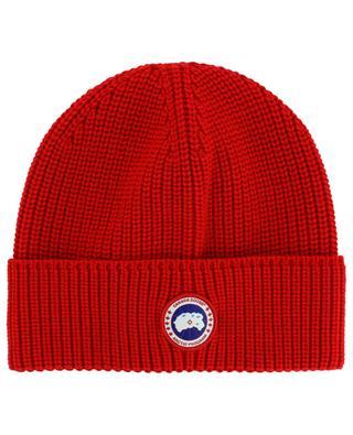 Bonnet en laine côtelée Arctic Disc CANADA GOOSE