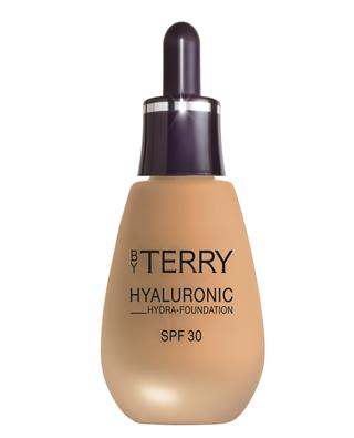 Grundierung Hyaluronic Hydra Foundation 400N.  Medium-N (SPF 30) BY TERRY
