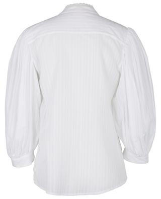 Blouse en coton avec dentelle SEE BY CHLOE