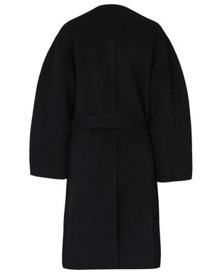 Manteau double face ouvert avec ceinture en laine et cachemire City SEE BY CHLOE