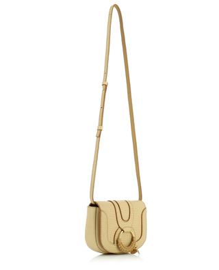 Hana Mini lizard effect leather cross body bag SEE BY CHLOE