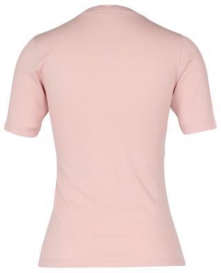 Schmales T-Shirt aus Baumwolle und Modal The Rib Slim RAG&BONE JEANS