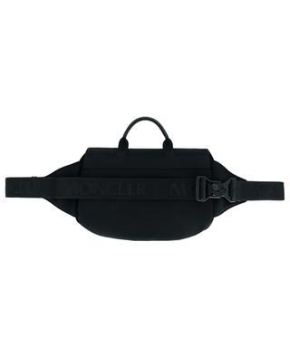 Argens nylon and leather detailing belt bag MONCLER