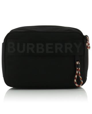 Sacoche en nylon imprimé logo BURBERRY