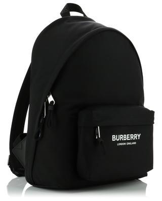 ECONYL sustainable nylon backpack BURBERRY