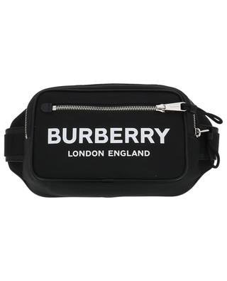 Logo print sustainable nylon belt bag BURBERRY